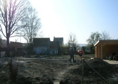 Realisatie - Renovatie tuin Kluisbergen